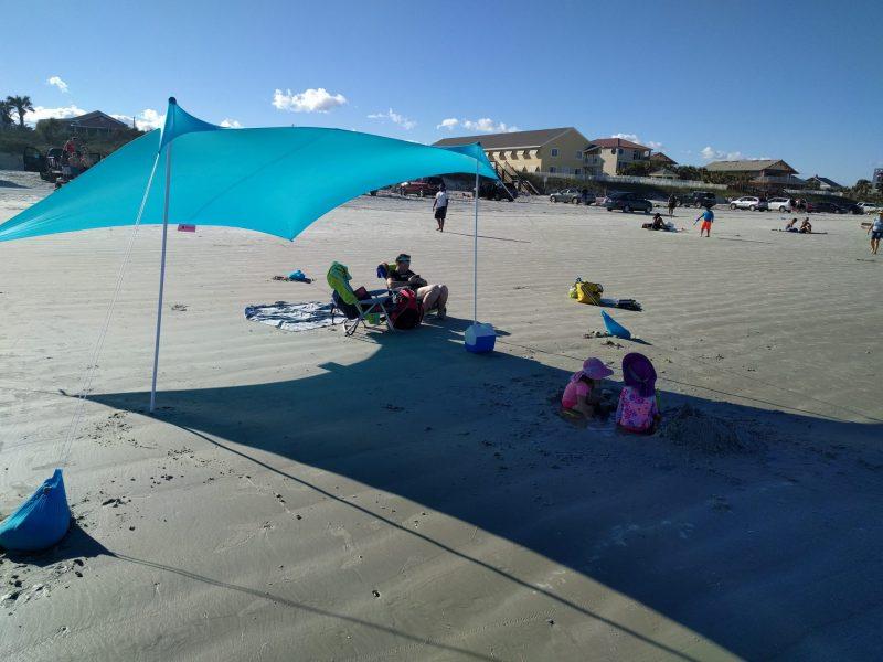 Otentik Sunshade Large Turquoise