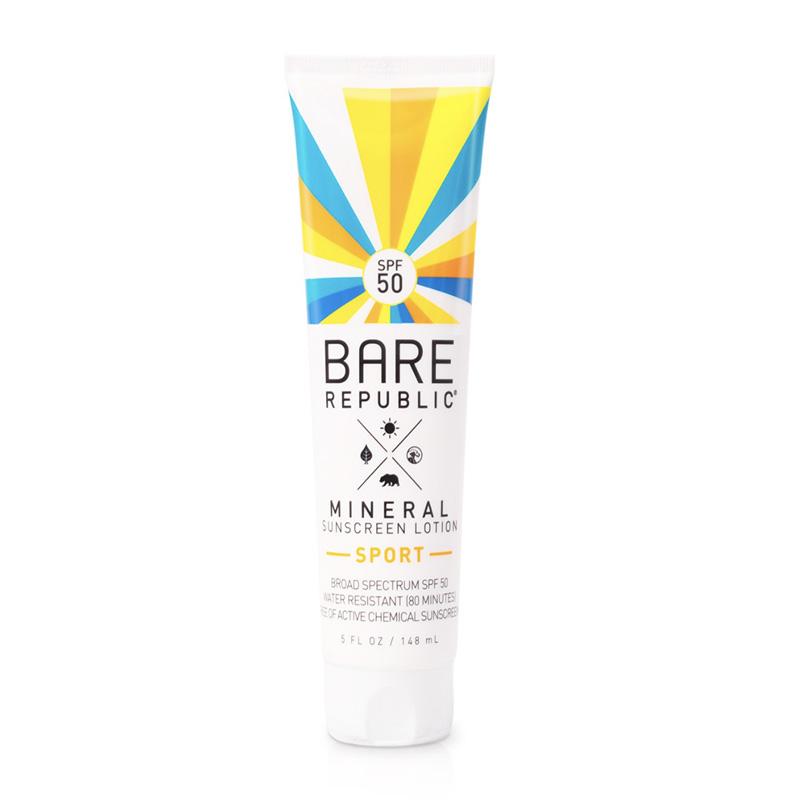 Bare Republic Mineral Sunscreen Lotion SPF 50