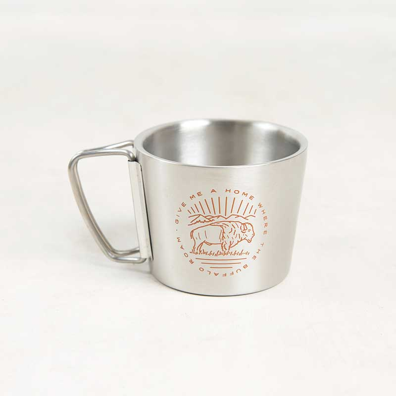 Double Insulated Buffalo Roam Cup by United By Blue