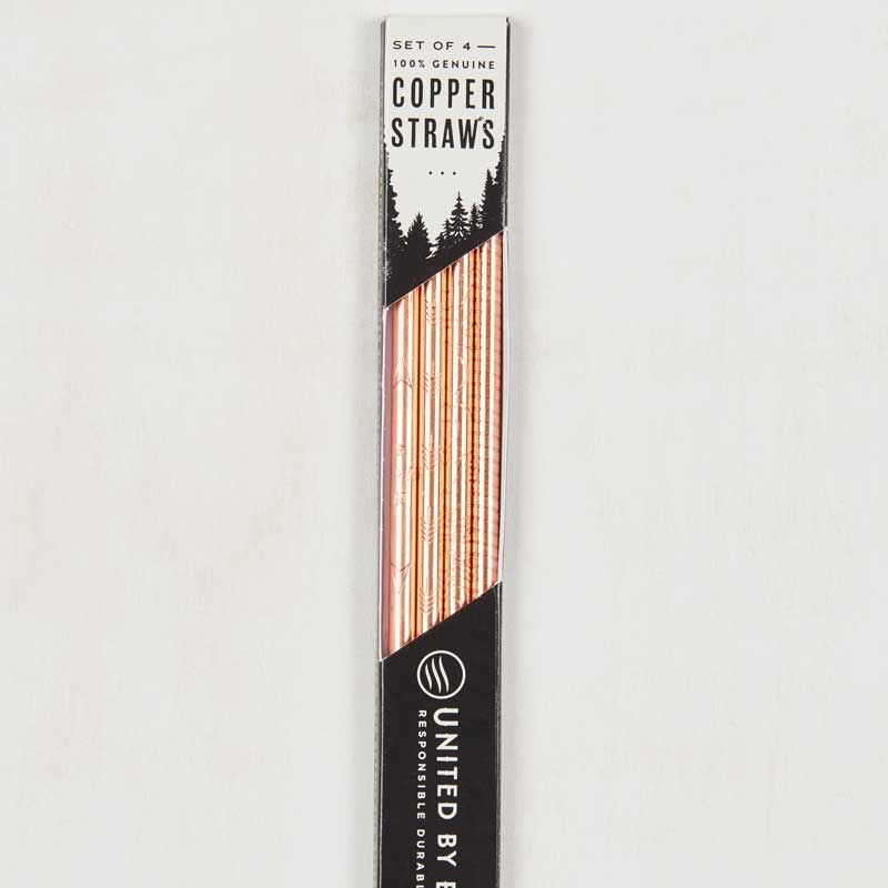 Copper Straw Set by United By Blue