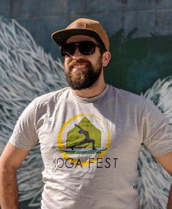 Yoga Fest T-shirt