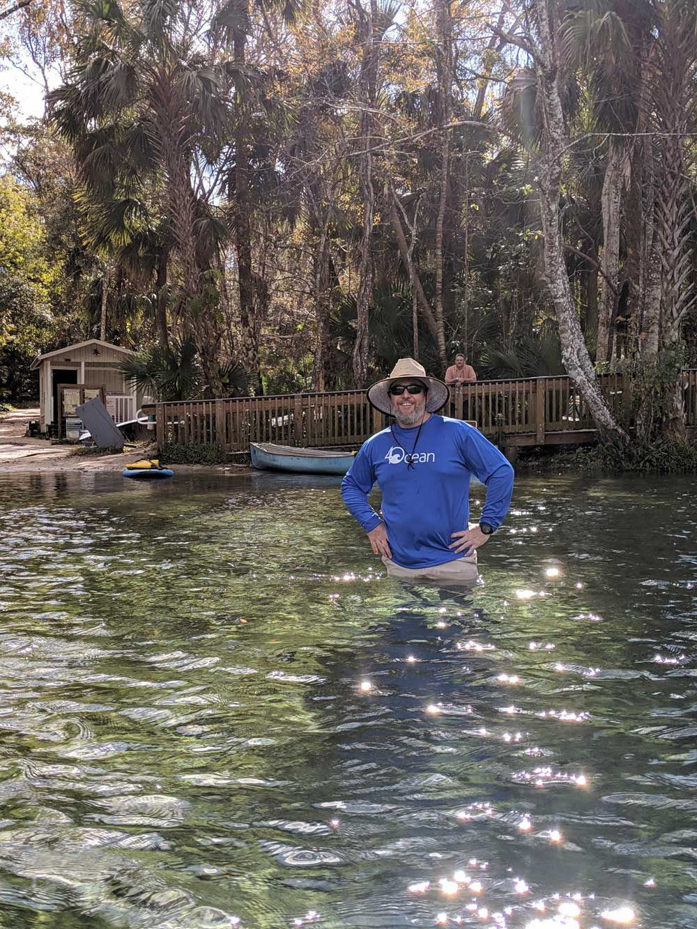 Wekiva Springs Paddle with Outsiders USA
