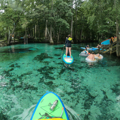 Ginnie Springs Paddle Tour with Outsiders USA