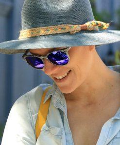 Peter Grimm Mari Fedora Hat