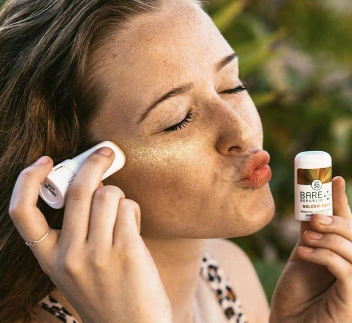 Bare Republic Golden Daze Sunscreen Stick