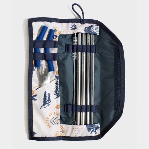 United By Blue Utensil Kit