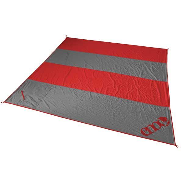 Eno Red Charcoal Islander Blanket