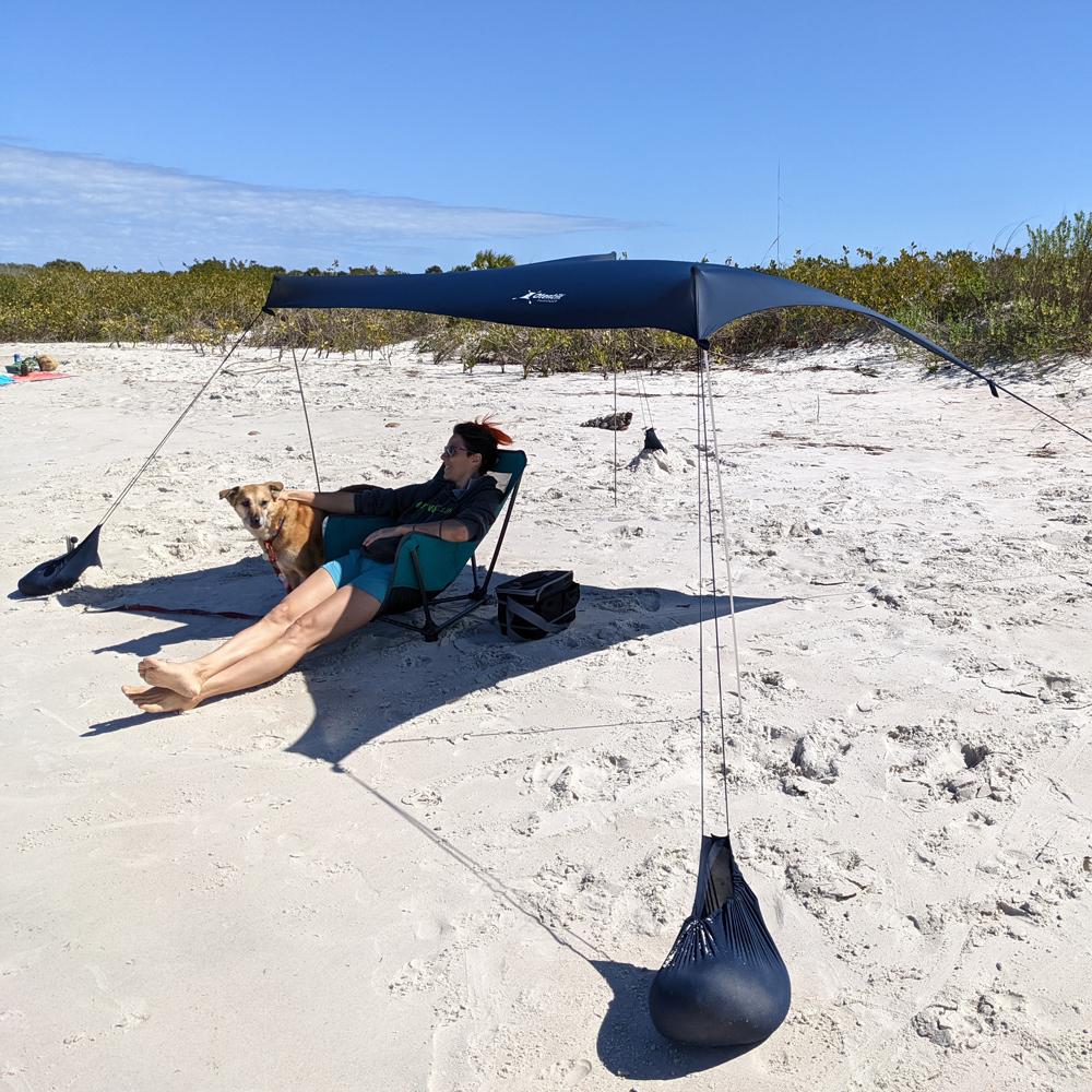 Otentik Sunshade Nano Beach Tent